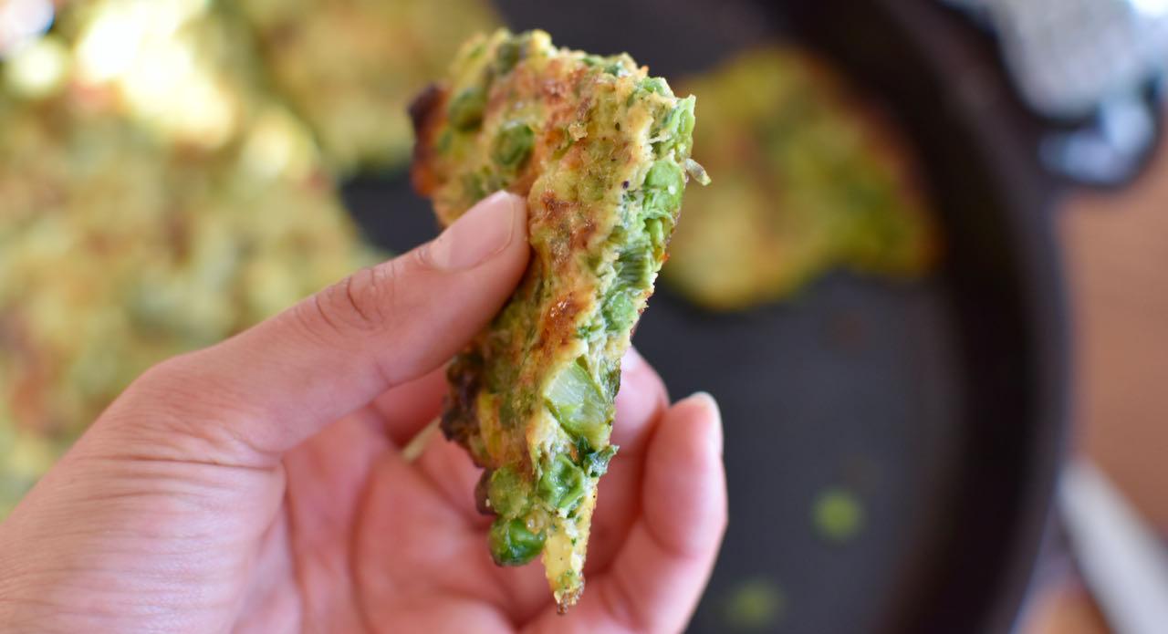 Recept frittata sparris